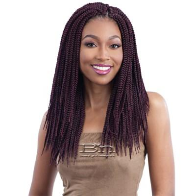 Freetress Synthetic Braid - MEDIUM BOX BRAIDS 14