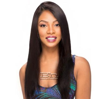 Sensual 100% Virgin Remi Natural Human Hair Whole Lace Wig - STRAIGHT 20-22