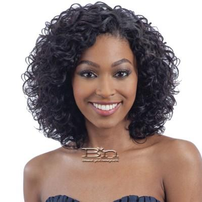 100% Unprocessed Brazilian Virgin Remy Hair - NAKED NATURE WET & WAVY CRYSTAL WAVE 4PCS