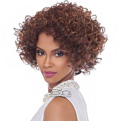 Harlem 125 Synthetic Hair Swiss Lace Wig - LSS09