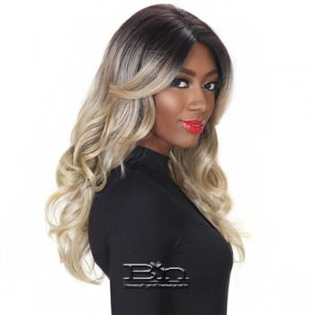 Zury Sis Slay Synthetic Hair Lace Front Wig - SLAY LACE H OLIVE