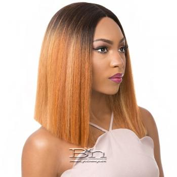 It's A Lace Front Wig - Synthetic Iron Friendly Lace Front Wig - LACE CABRINA (futura)