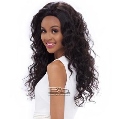 Harlem 125 100% Brazilian Master Natural Remy Lace Wig - MBL01 (4x4 Full Silk Top Lace)