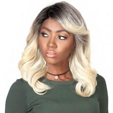 Zury Sis Glam Synthetic Hair Lace Front Wig - GLAM LACE H ARGAN