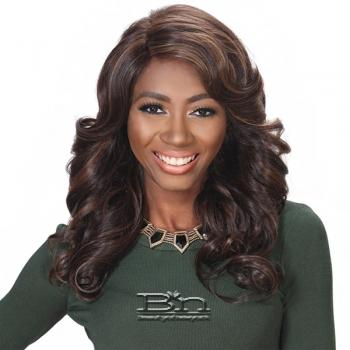 Zury Sis Synthetic Hair Swiss Lace Wig - SW LACE H CRUSH