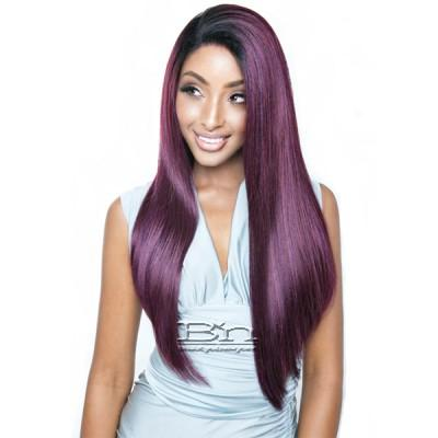 Isis Brown Sugar Human Hair StyleMix Frontal Lace Front Wig - BSF11