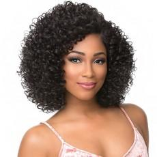 Sensationnel Synthetic Hair Empress Natural Curved Part Lace Front Wig - NADI (futura)
