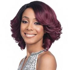 Bobbi Boss Synthetic Swiss Lace Front Wig - MLF168 JUDIE
