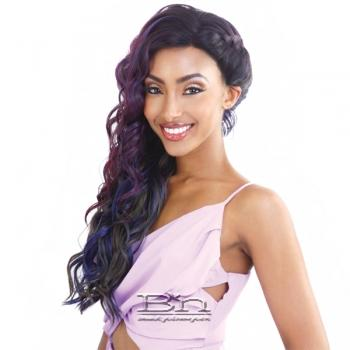 Isis Brown Sugar Human Hair StyleMix Frontal Lace Front Wig - BSF12