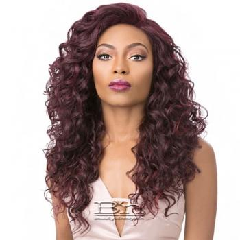 It's a Wig 100% Human Hair Blend 360 Circular Frontal Lace Wig - LACE AGITA (360 all round deep lace wig)