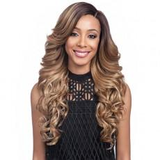 Bobbi Boss Synthetic Swiss Lace Front Wig - MLF187 TABIA