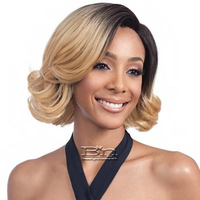 Bobbi Boss Synthetic Swiss Lace Front Wig - MLF191 ADINA (5 inch deep part)
