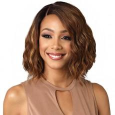 Bobbi Boss Synthetic Swiss C Part Lace Front Wig - MLF196 MARILYN