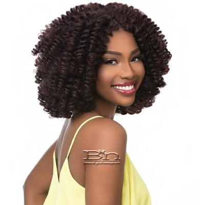 Sensationnel Curlfinity Synthetic Braid - ORANGE ROD 10