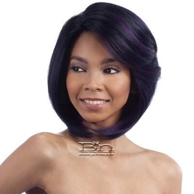 Model Model Synthetic Hair Lace Part Wig - LANI (6 inch deep lace center part)