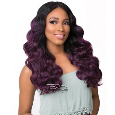 Sensationnel Synthetic Hair Empress Lace Parting Wig - DEE