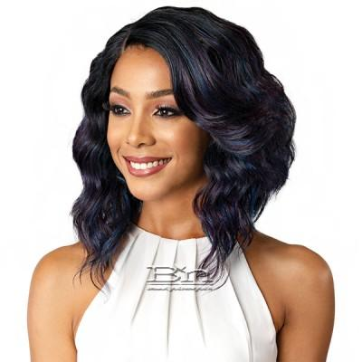 Bobbi Boss Synthetic Swiss J Part Lace Front Wig - MLF181 DENNA
