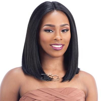 Freetress Equal Lace Front Wig Deep Invisible Part - SWAMI