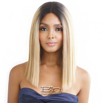 Isis Brown Sugar Human Hair Blend Soft Swiss Lace Wig - BS281