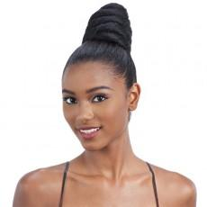 Freetress Equal Synthetic Bun - SWIRL ROLL (Dome)