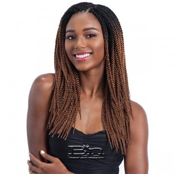 Freetress Synthetic Braid - LARGE SENEGALESE TWIST 14