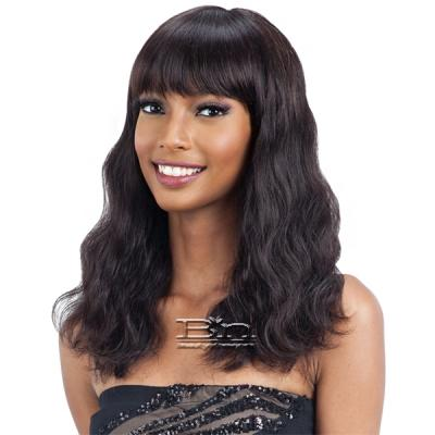 100% Unprocessed Brazilian Virgin Hair Wig - NAKED S WAVE (M)