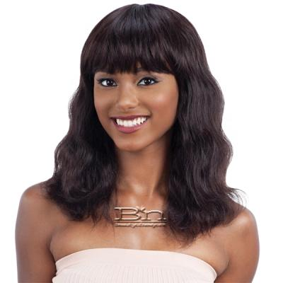 100% Unprocessed Brazilian Virgin Hair Wig - NAKED S WAVE (S)