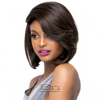 Outre Synthetic Full Cap Extreme Side Part Wig Quick Weave Complete Cap - CLASSIC (futura)