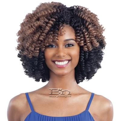 Freetress Synthetic Braid - 2X WEEZY CURL