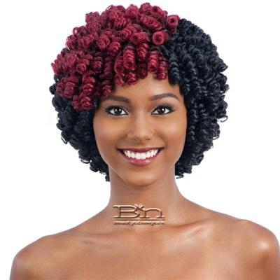 Freetress Synthetic Braid - 2X WEEZY CURL S