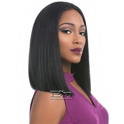 Sensationnel Synthetic Hair Empress Natural Center Part Lace Front Wig - Tiara