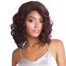 Isis Brown Sugar Human Hair Blend Frontal Lace Front Wig - BSF13 (13x4 Lace Closure Wig)