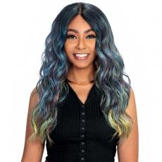 Zury Sis Beyond Synthetic Hair Lace Front Wig - BYD LACE H RAVEN