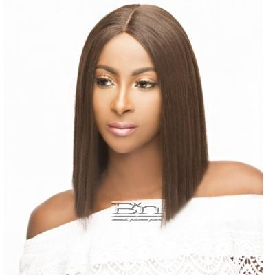 The Wig Brazilian Human Hair Blend Lace Front Wig - LH XOXO