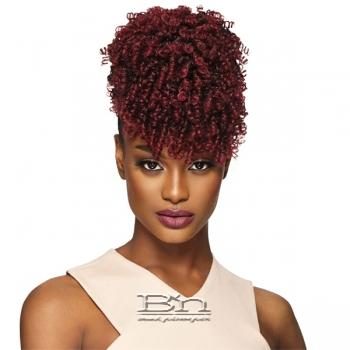 Outre Synthetic Pineapple Ponytail Timeless - HOTTIE