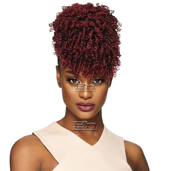 Outre Synthetic Pretty Quick Pineapple Pony - HOTTIE