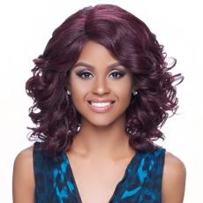 Harlem 125 Kima Synthetic Hair Lace Wig - KLW01 (ocean wave short)