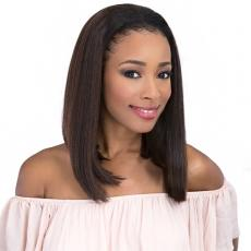 Janet Collection Synthetic Hair Half Wig - NEW EASY QUICK ADRIA