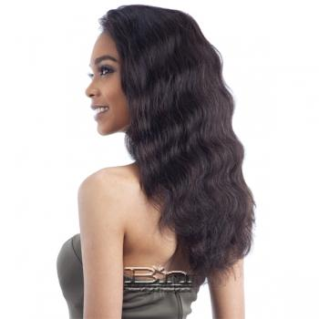 Model Model Nude 100% Brazilian Natural Human Hair Lace Front Wig - S WAVE