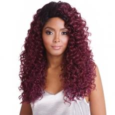 Mane Concept Red Carpet Synthetic Hair Soft Swiss Lace Wig - RCP4407 LISA (4x4 Free Flow Part)
