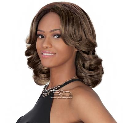 Zury Sis Synthetic Hair Swiss Lace Wig - SW LACE H IVAN