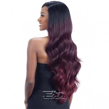 Freetress Equal Synthetic Premium Delux V Shaped Lace Front Wig - V 004