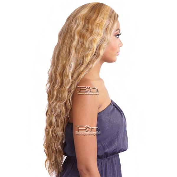 Isis Brown Sugar Human Hair StyleMix Frontal Lace Front Wig - BSF14