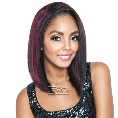 Isis Red Carpet Synthetic Hair Half Wig - TP54