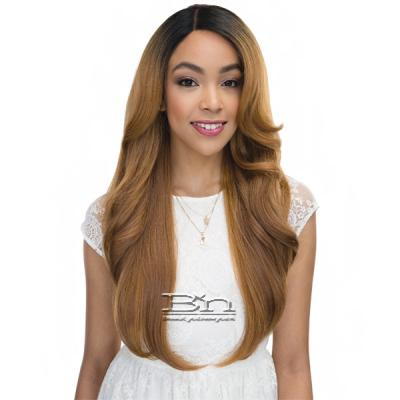 Janet Collection Princess Synthetic Hair Lace Wig - ANGIE (4x4 Lace Frontal Closure Wig)