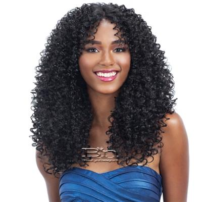 Milky Way Human Hair Master Mix Lace Front Wig - HARMONY 117
