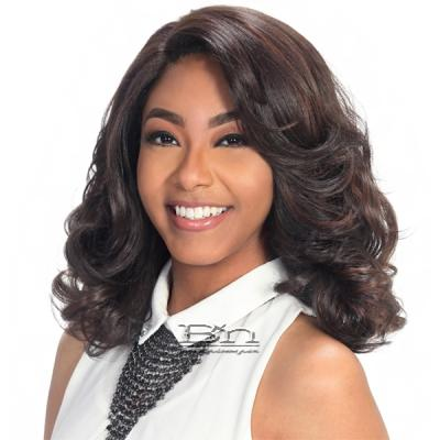 Zury Sis Glam Synthetic Hair Lace Front Wig - GLAM LACE H TONIA