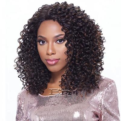 Harlem 125 Synthetic Hair Swiss Lace Wig - LSD10