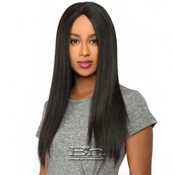 The Wig Brazilian Human Hair Blend Lace Front Wig - LH GIGI