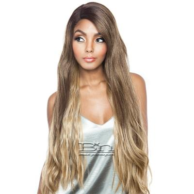 Isis Brown Sugar Human Hair Blend Soft Swiss Lace Wig - BS294